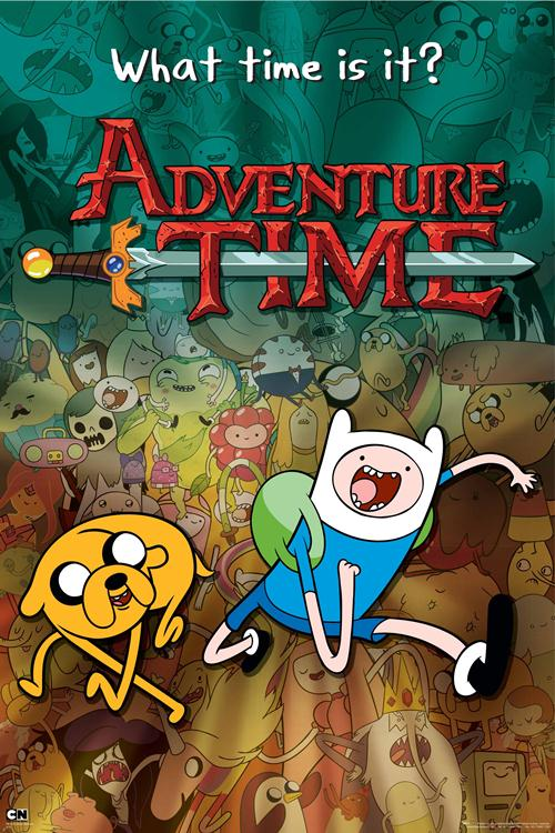 Adventure Time - Season 4