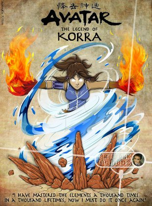 Avatar: The Legend of Korra - Book 3: Change