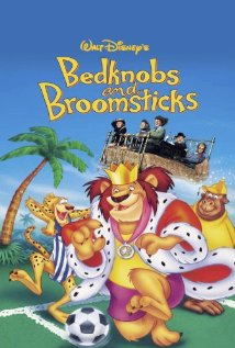 Bedknobbs And BroommSticks