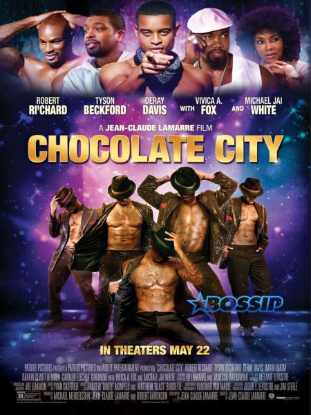 Chocolate City SD