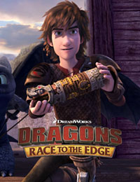 Dragons Race To The Edge - Season 3