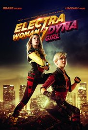 Electra Woman Dyna Girl