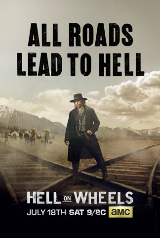 Hell On Wheels - Season 5