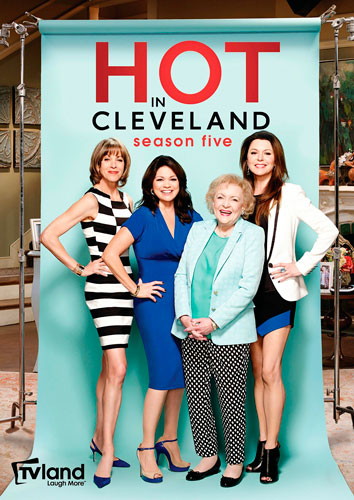 Hot in Cleveland - Season 5