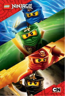LEGO Ninjago Masters of Spinjitzu - Season 5
