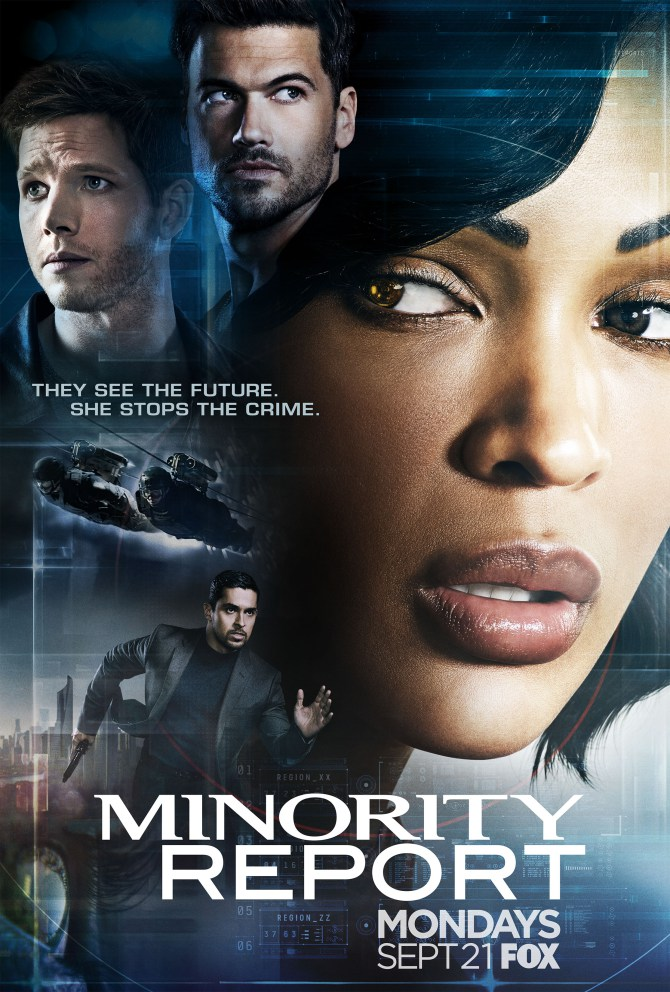 Minority Report - Season 1