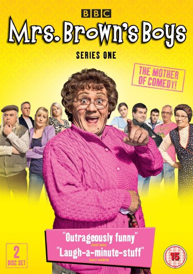 Mrs. Browns Boys - Season 1