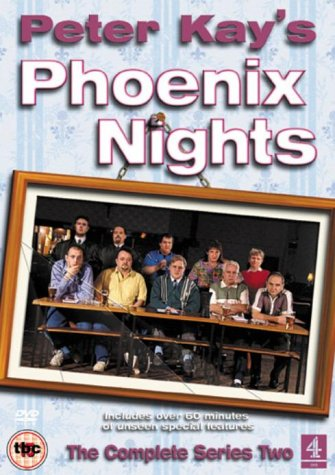 Phoenix Nights - Season 2