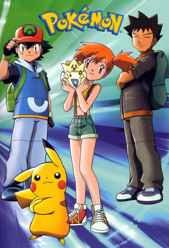 Pokemon - Season 12