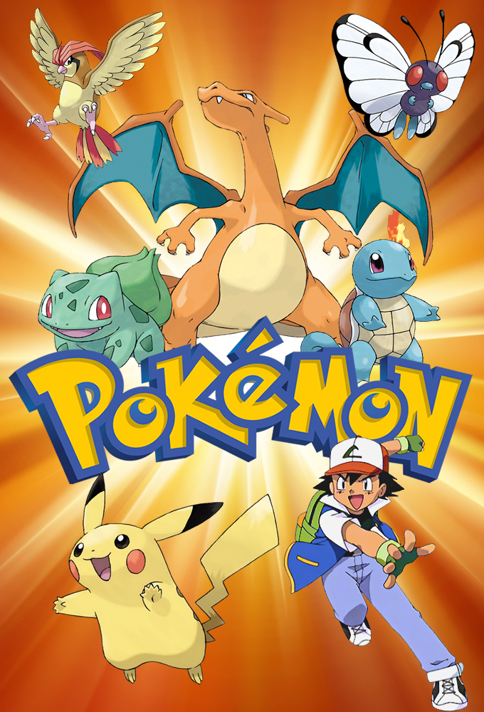 Pokemon - Season 5