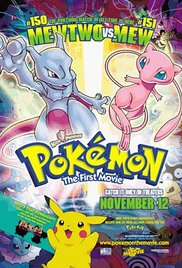 Pokemon The First Movie - Mewtwo Strikes Back