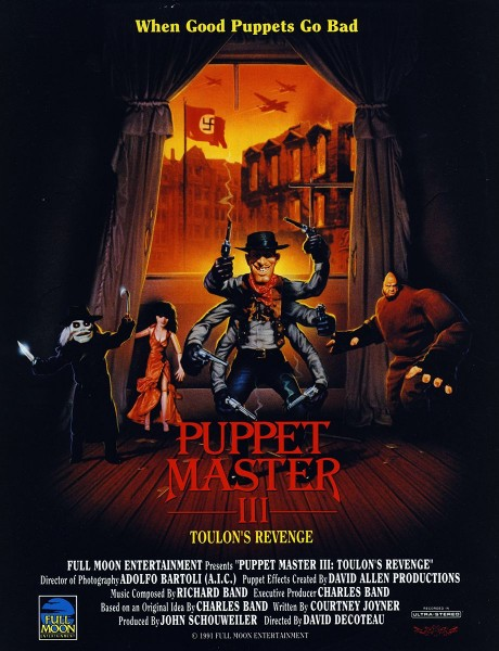 Puppet Master 3: Toulons Revenge