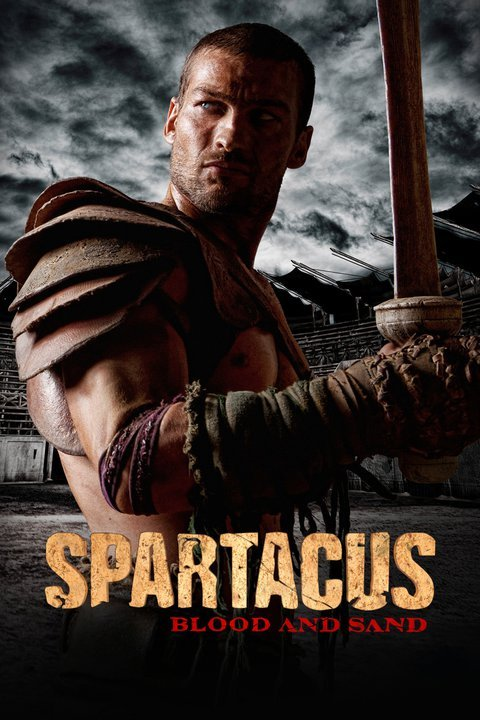 Spartacus Blood and Sand - Season 1