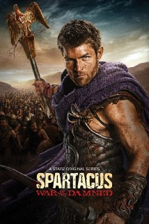 Spartacus War of the Damned - Season 3