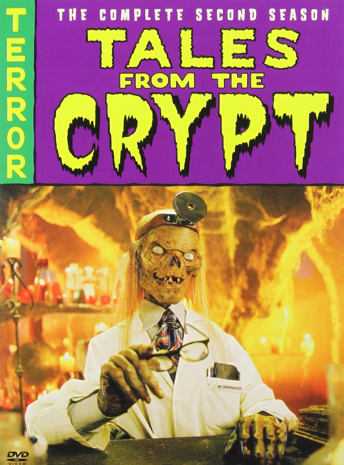 Tales From The Crypt - Season 2