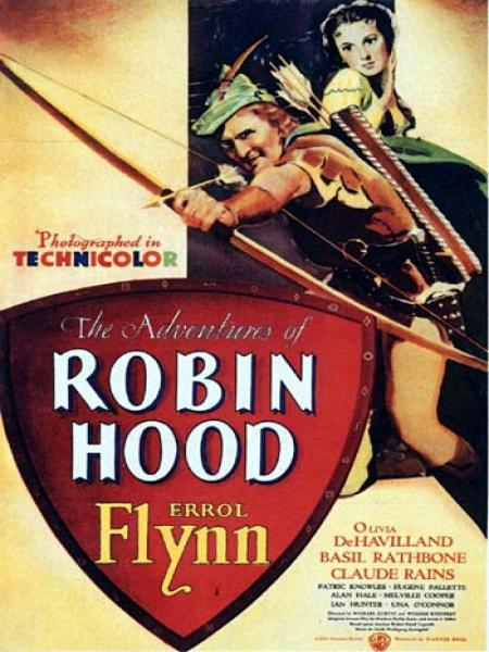 The Adventures Of Robin Hood SD