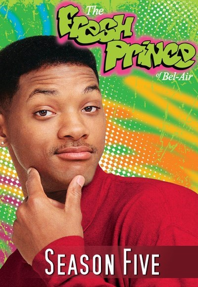 The Fresh Prince of Bel-Air - Season 5