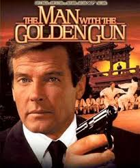 The Man With The Golden Gun (james Bond 007)