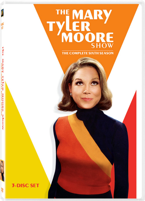 Image The Mary Tyler Moore Show – Season 6