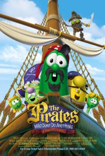 The Pirates Who Dont Do Anything: A VeggieTales Movie