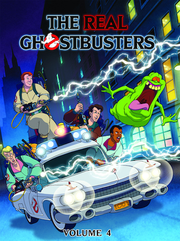 The Real Ghostbusters - Season 4