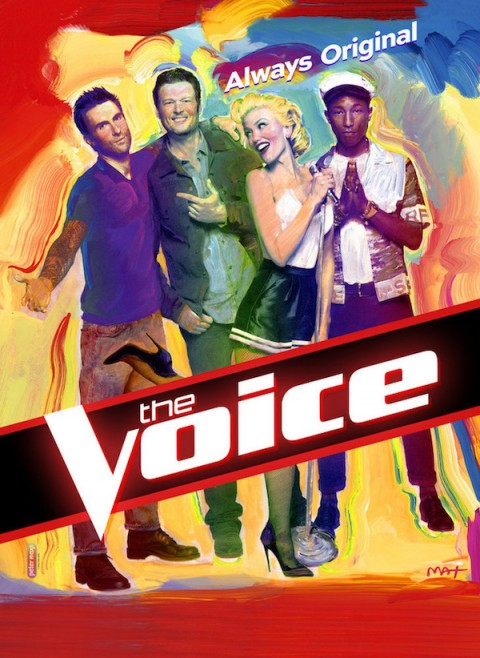 The Voice US - Season 9
