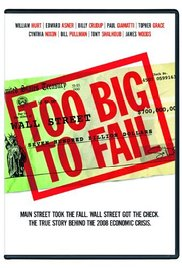 Too Big to Fail