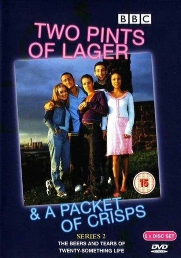 Two Pints of Lager and a Packet of Crisps - Season 9