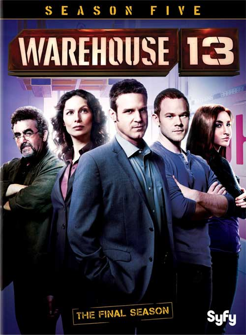 Warehouse 13 - Season 5