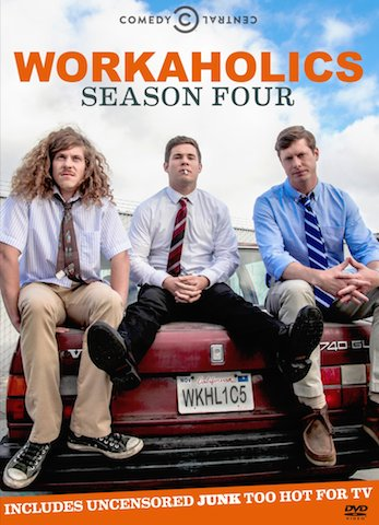 Workaholics - Season 4
