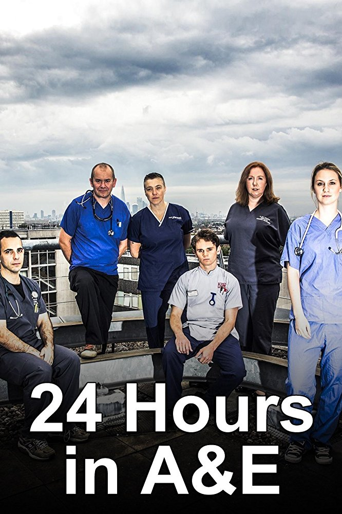 24 Hours In A & E - Season 14
