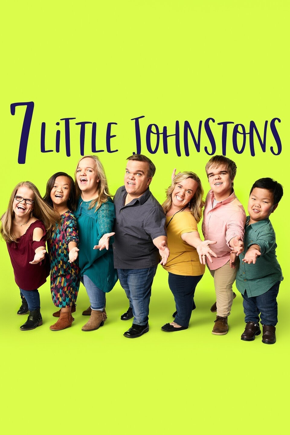 7 Little Johnstons Season 8 Episode 3 - Did Somebody Shrink You?