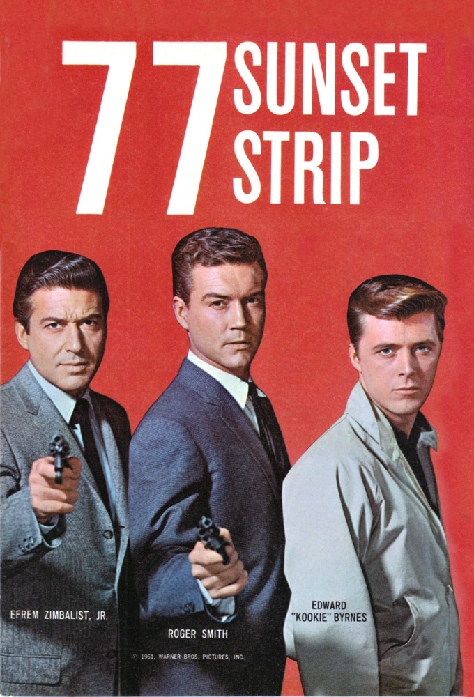 77 Sunset Strip - Season 1