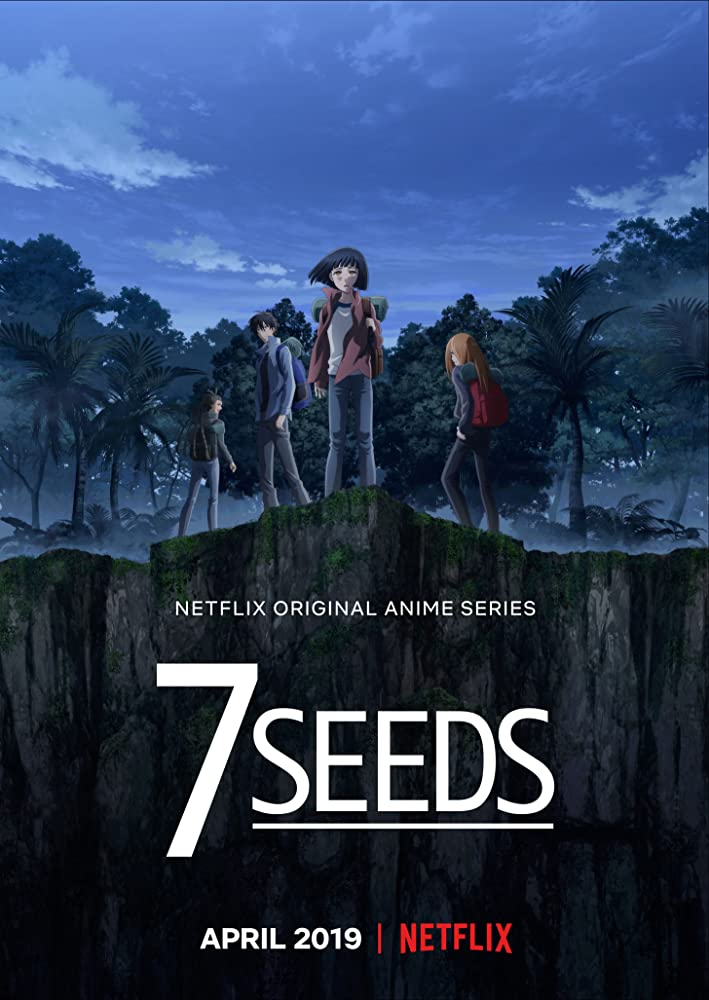 7Seeds - Season 2 Episode 12 - Pure Brightness
