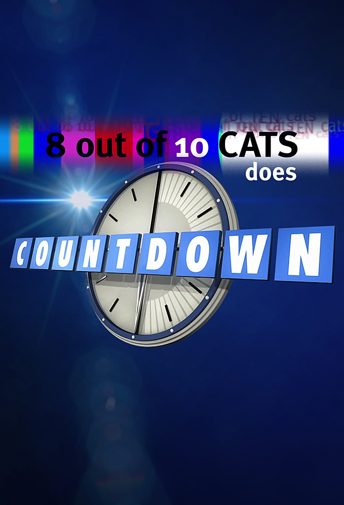 8 Out Of 10 Cats Does Countdown - Season 18  Episode 5 - Katherine Ryan, Joe Wilkinson, Adam Riches