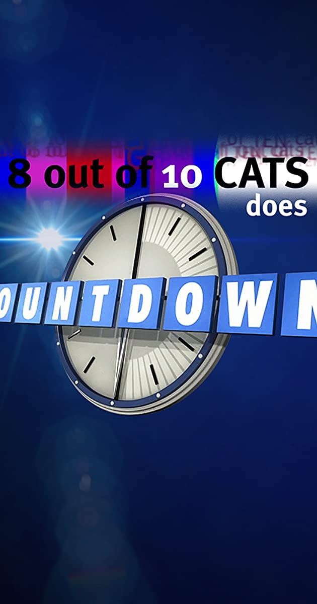 8 Out Of 10 Cats Does Countdown - Season 20 Episode 5