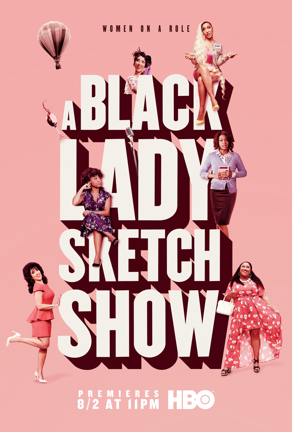A Black Lady Sketch Show - Season 2 Episode 1 - But The Tilapias Are Fine Though, Right?