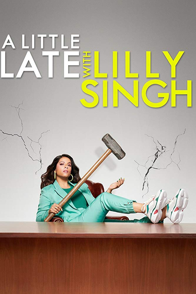 A Little Late with Lilly Singh - Season 2 Episode 3 - Rainn Wilson