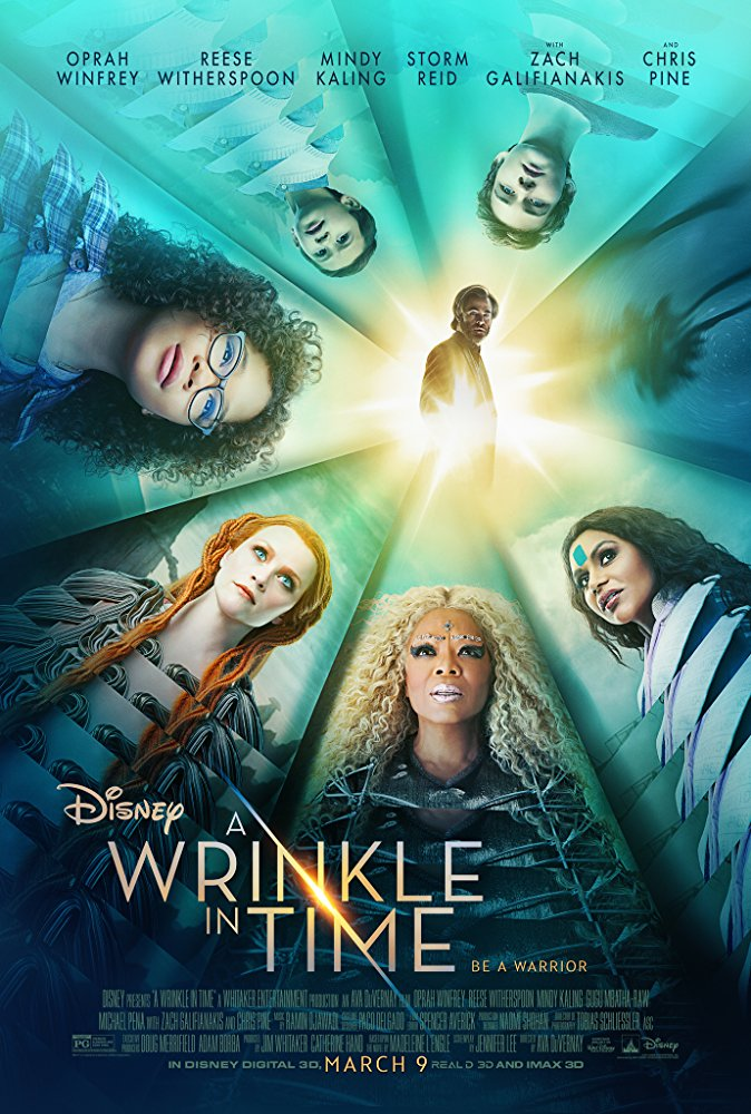 A Wrinkle in Time [Russian audio]