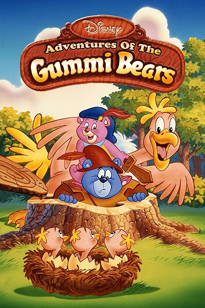 Adventures of the Gummi Bears - Season 02