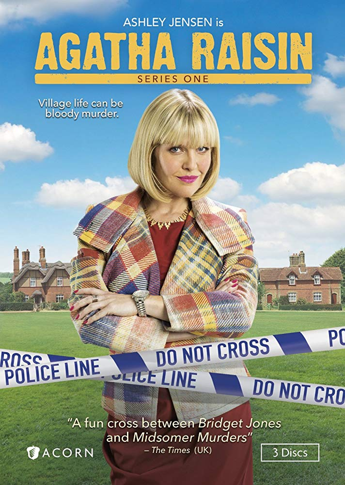 Agatha Raisin - Season 3 Episode 4 - The Pig That Turned
