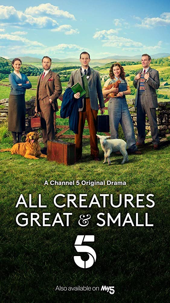 All Creatures Great and Small (2020) Season 1 Episode 4 - A Tricki Case