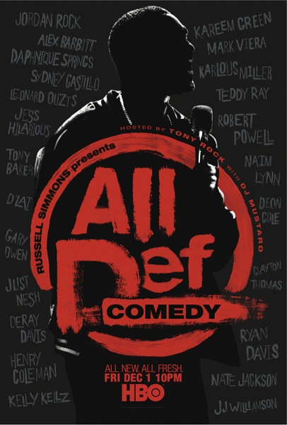 All Def Comedy (2017) - Season 1