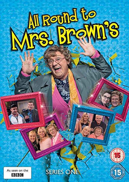 All Round to Mrs Brown's - Season 3