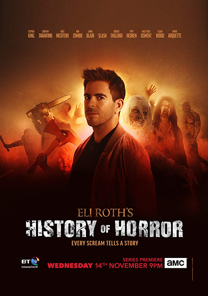 AMC Visionaries: Eli Roth's History of Horror - Season 1 Episode 1
