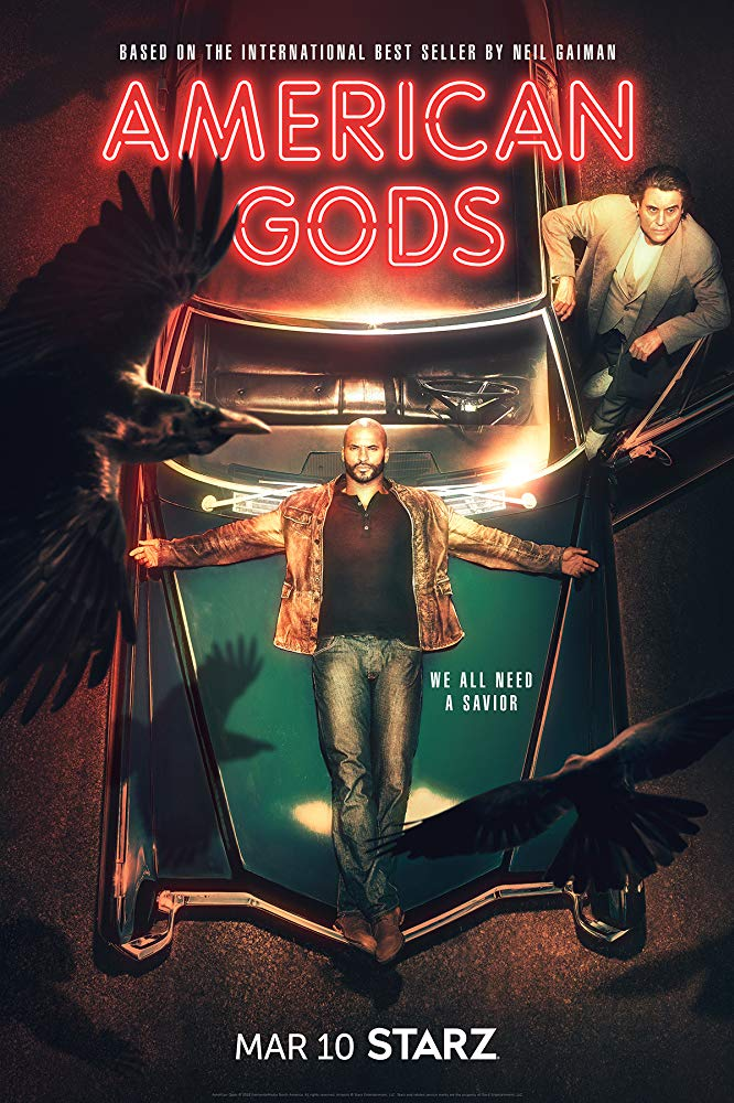 American Gods - Season 3 Episode 2 - Serious Moonlight