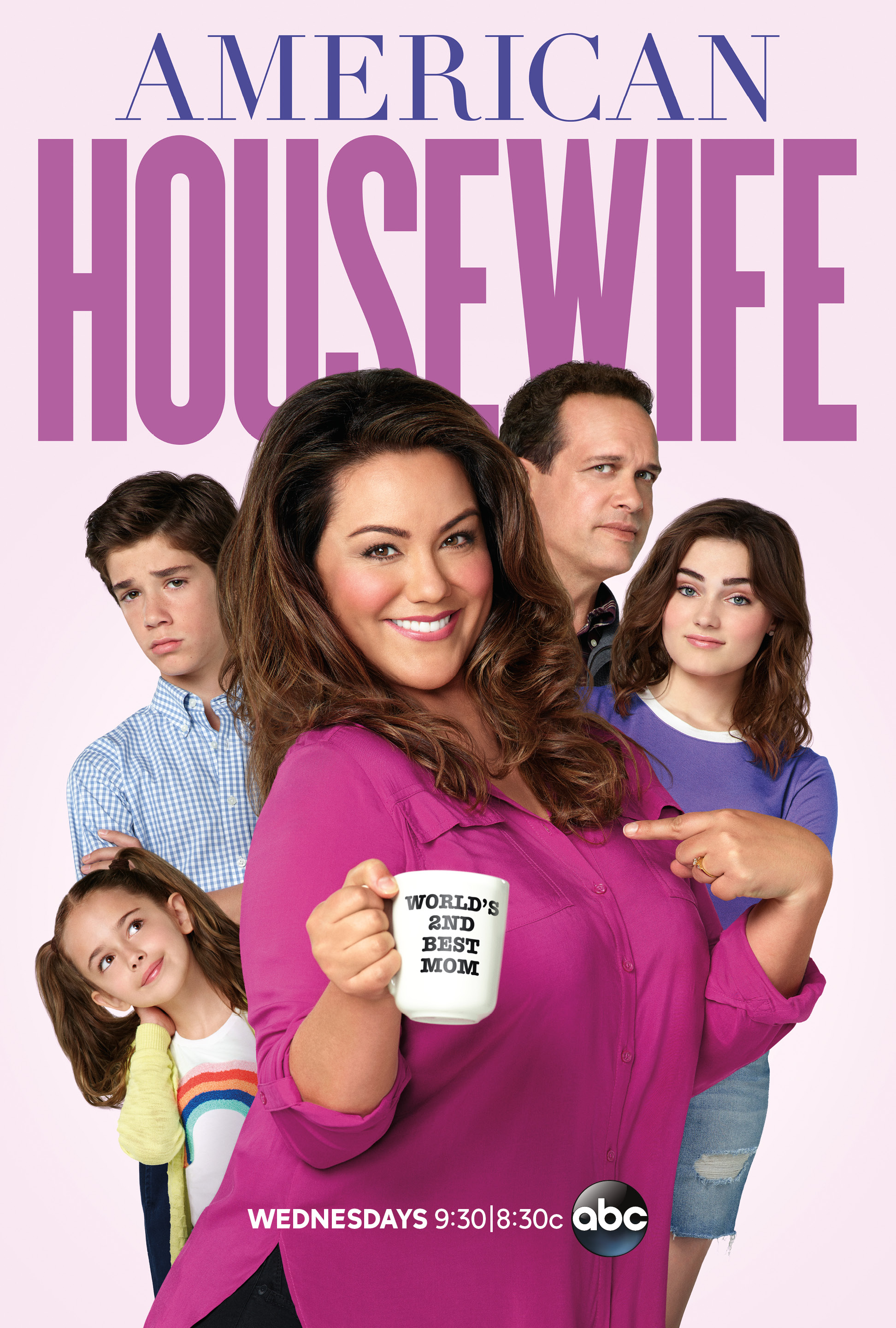 American Housewife - Season 4 Episode 14 - A Very English Scandal