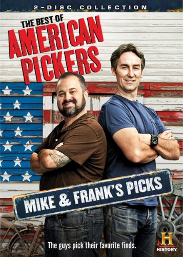 American Pickers Best Of - Season 3