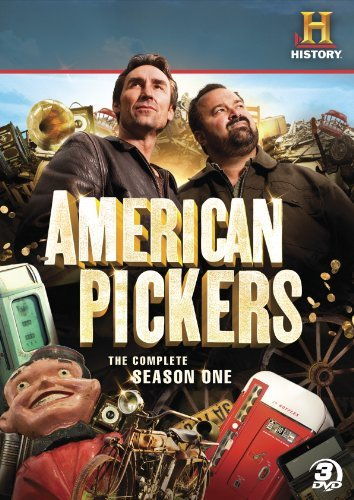 American Pickers - Season 20 Episode 8 - Pick This Way