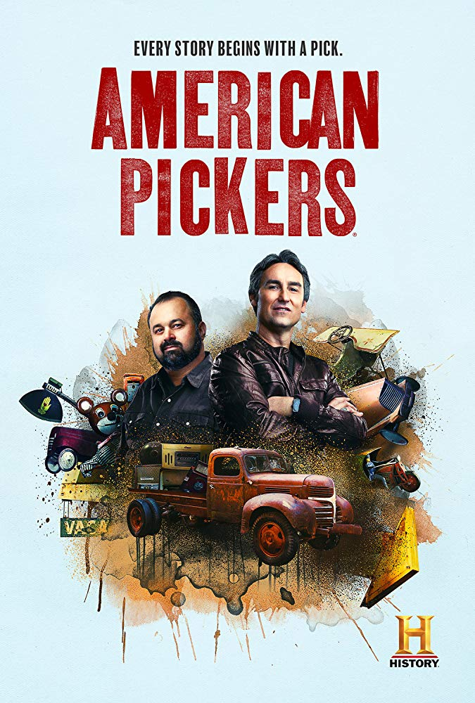 American Pickers - Season 21 Episode 17 - The Ghost of the West